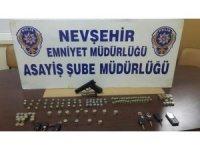Kayseri'de kayıp olarak aranan çocuklar, Nevşehir'de hırsızlık suçundan yakalandı