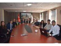 Çoruh Nehri Havzası Rehabilitasyon Projesinin Yıl Sonu Bölge Değerlendirme toplantısı yapıldı