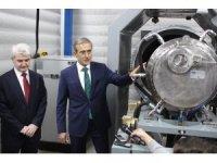 Türkiye'nin ilk milli jet helikopter motoru Eskişehir'de test edildi