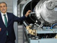 İlk milli jet helikopter motoru test edildi