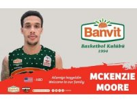 Mckenzie Moore Banvit'te