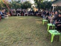 2. Ordu Komutanı Orgeneral Temel'den şehit ailelerine ziyaret