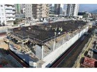Örnekköy'de kentsel dönüşümün ilk etabı hızlı başladı
