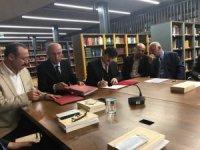 BEÜ, 'Fuat Sezgin Yılı İşbirliği Protokolü' imzaladı