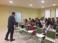 Antalya'da Yeni Nesil Gazetecilik Eğitim ve İstihdam Programı başladı.