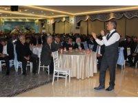 Turhal Belediye Başkanı Yılmaz Bekler aday adaylığını açıkladı