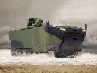 Milli zırhlı araç ZAHA ilk kez görücüye çıktı