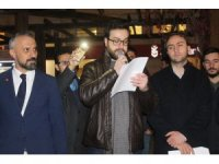 AGD'den 'Gazze' için basın açıklaması