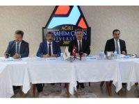 SERKA'nın 61'nci Yönetim Kurulu Toplantısı Ağrı'da yapıldı