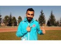 Milli atlet Cihat Ulus, iki yıllık sakatlığının ardından Balkan şampiyonu oldu