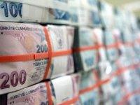 Hazine, 1 milyar 138,1 milyon lira borçlandı