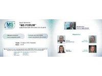 """Trakya Üniversitesi'nde İnteraktif """"MS Forum"""" toplantısı"""