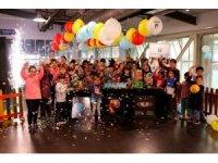 Bilim Merkezi'nden çocuklara, bilim temalı doğum günü