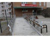 Tatil köyü havasındaki bakım merkezi Türkiye'de ilk olacak