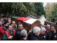 Lastik-İş Genel Başkanı Abdullah Karacan son yolculuğuna uğurlandı