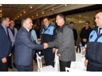 Başkan Dursun Ay, personeli ile buluşmaya devam ediyor