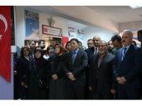 Afrin Şehidi Ali Yılmaz'ın adı kütüphanede yaşatılacak