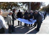 Isparta Mehmet Tönge'de asfalt çalışmaları başladı