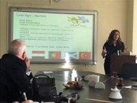 Uluslararası projenin tanıtımı ADÜ'de yapıldı