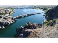 Selçuklu mimarisi Çeşnigir Köprüsü ve çevresi turizme kazandırılacak