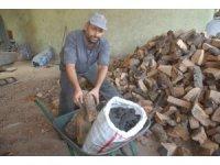 Doğalgaz ve kömür zammı nedeniyle vatandaş odunla ısınmaya başladı
