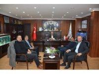 Kdz. Ereğli TSO Başkanı Keleş, Demirtaş'a destek verdi