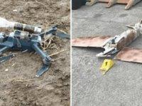 PKK'nın intihar drone üssü Mahmur'da!