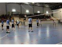 Kaş'ta Sonbahar Kupası Voleybol Turnuvası