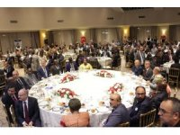 Afrikalı büyükelçi ve ataşeler onuruna yemek