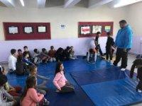Altıntaş'ta Judo Kursu