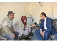 Kaymakam Abbasoğlu: Köylerimizin altyapı ve su sorunu önceliğimiz