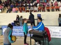 Pazarcık'ta bin 40 öğrenci sportif yetenek taramasından geçti