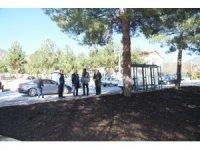 Isparta'daki parklar damlama sulama sistemine geçti
