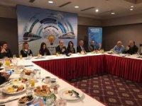 Trabzon Büyükşehir Belediye Başkanlığına aday adaylığını açıklayan Mustafa Yaylalı, basın toplantısı düzenledi