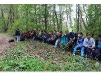 Kocaeli'nin doğa kaşifleri Ormanya'da