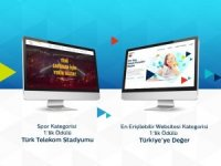 Türk Telekom iki ödül birden kazandı