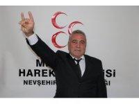 Turizmci Ömer Eren, MHP Göreme Belediye Başkan aday adaylık başvurusunda bulundu
