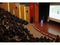 SAÜ'de Çarşamba konferansları devam ediyor