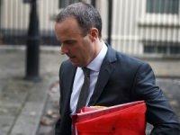 İngiltere'de Brexit Bakanı Raab istifa etti