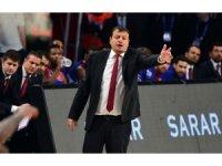 """Ergin Ataman: """"Seyircimizin desteğiyle bu önemli maçı kazanmak istiyoruz"""""""