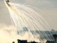 Fırat'ın doğusunda fosfor bombası kullanıyor!