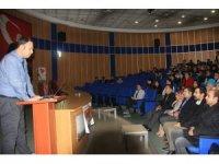 Hakkari'de 'organ bağışı' konulu konferans