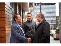 Başkan Hüseyin Arslan, vatandaşlarla bir araya geldi