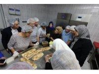 Alman kadın girişimciler Afyon'da