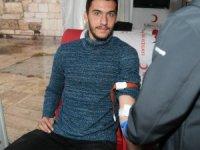 Bursaspor kan bağışı yaptı