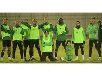 Atiker Konyaspor, Galatasaray hazırlıklarına altyapı antrenörleriyle başladı