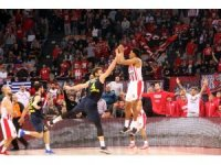 THY Euroleague: Olympiakos: 72 - Fenerbahçe: 73