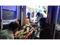 Samsun'da bekar evinde silahlı saldırı: 2 yaralı