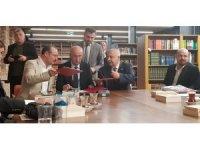 Adıyaman Üniversitesi ile İBTAV arasında iş birliği protokolü imzalandı