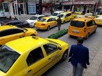 Taksicilerden yeni açılacak durağa tepki